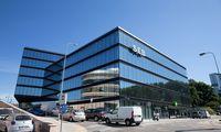 SEB banko būstinė Vilniuje sertifikuota pagal BREEAM