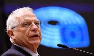 "J. Borrellis: ""Nord Stream 2"" yra privatus projektas, EK negali jo blokuoti"