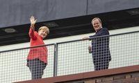 Politikos sceną užleidžiančios A. Merkel partija pasirinko stabilumą