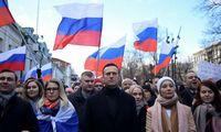 Maskvoje sulaikyta opozicijos aktyvistė L. Sobol