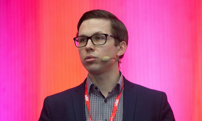 Darius Vedrickas, Viešųjų pirkimų tarnybos direktorius. Vladimiro Ivanovo (VŽ) nuotr.