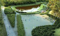"""Vilniaus """"Grinda"""" lietaus nuotekoms tvarkyti pasitelkė tvarios vandentvarkos principus"""