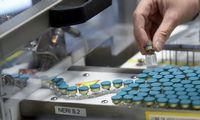 """Fabriką Belgijoje pristabdžiusi """"BioNTech"""" plečia vakcinos gamybą, pagalbą siūlo ir """"Bayer"""""""