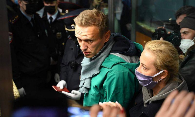 "Kirilo Kudrevtsevo (""AFP""/""Scanpix"") nuotr."