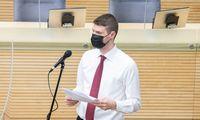 M. Majauskas: siūlymas mažinti daug uždirbančiųjų apmokestinimą yra nepriimtinas