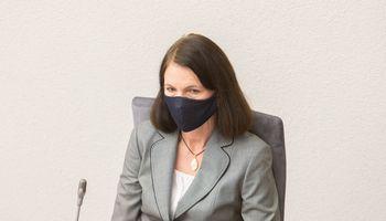 I. Žilienė paskirta energetikos viceministre