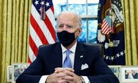 Jungtinės Valstijos griežtina ribojimus dėl koronaviruso