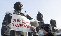 RusijosTolimuosiuose Rytuosevyksta A. Navalno palaikymo akcijos