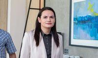 S. Cichanouskaja grįžti į Baltarusiją kol kas neplanuoja