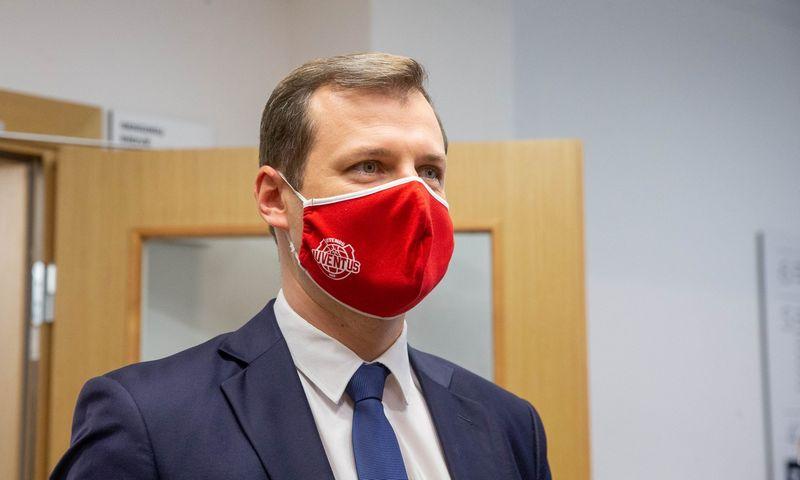 Gintautas Paluckas. Juditos Grigelytės (VŽ) nuotr.