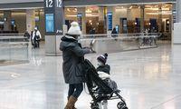 Prancūzija griežtina atvykstančiųjų kontrolę, apie ribojimus svarsto ir Jungtinė Karalystė