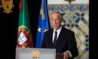 Portugalai balsuoja prezidento rinkimuose
