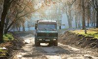 Iš 6,2 mln. Europos sunkvežimių – tik 2.300 netaršūs