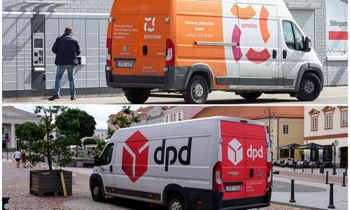 """Ginčastarp """"DPD Lietuvos"""" ir """"Omnivos"""" baigėsi taikiai"""