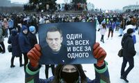 ES sankcijos Kremliaus režimui galimos, jeigu A. Navalnas būtų įkalintas ilgam