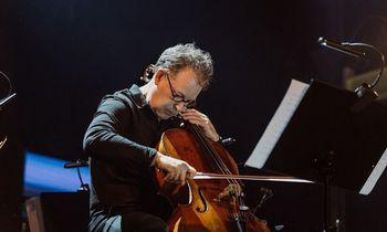 Prezidentas suteikė Lietuvos pilietybę violončelininkui A. Lukoszevieze