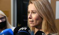Estijos Reformų ir Centro partijų lyderiai pasirašė koalicijos sutartį
