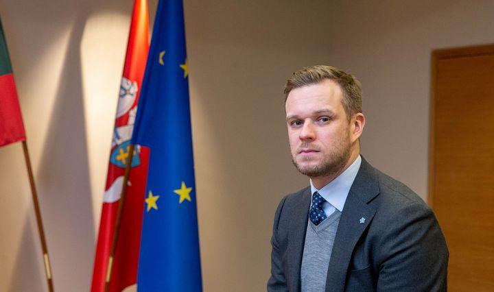 ES svarsto atsaką į Rusijos veiksmus, G. Landsbergis ragina taikyti sankcijas