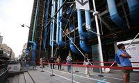 Paryžiaus Pompidou centro renovacijai – mažiausiai 100 mln. Eur