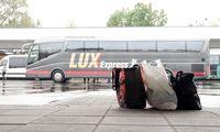 """""""Lux Express"""" atnaujina reguliarius reisus tarp Talino ir Vilniaus"""