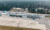 """Palangos oro uosto taką už 13,6 mln. Eur rekonstruos Latvijos įmonė """"A.C.B."""""""
