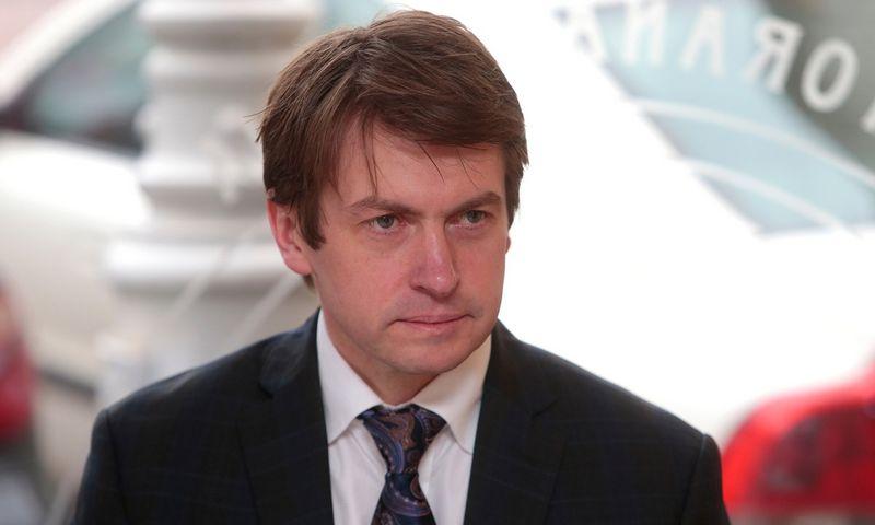 """Andrius Bogdanovičius, """"Scorify"""" akcininkas ir valdybos pirmininkas. Vladimiro Ivanovo (VŽ) nuotr."""