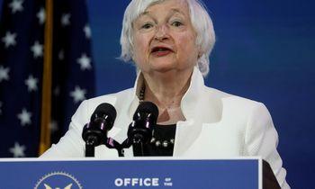 JAV Senatas patvirtino J. Yellen iždo sekretore