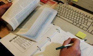 Įmonių finansinėse ataskaitose– pilna klaidų ir nutylėjimų
