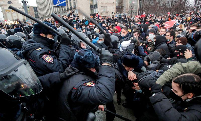 "Maxim Shemetov (""Scanpix"" / ""Reuters"") nuotr."