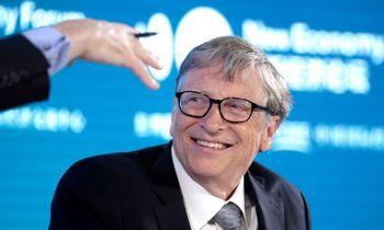 B. Gateso strategija rengiantis kitai pandemijai – dešimtys milijardų USD kasmet