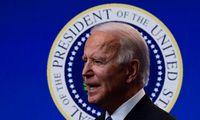 J. Bideno iššūkis: didelės greitos pergalės toksiškame politiniame klimate