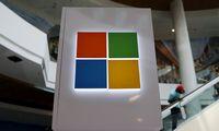 """Visam pasauliui dirbant iš namų """"Microsoft"""" rezultatai gerokai viršijo lūkesčius"""