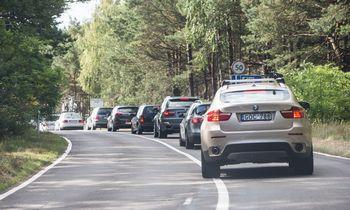 Neringa kelia mokestį įvažiuojantiems automobiliams, už keturratį – 500 Eur