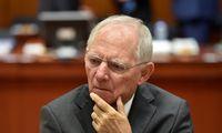 Wolfgangas Schaeuble perspėja dėl ES ekonomikos gaivinimo fondo