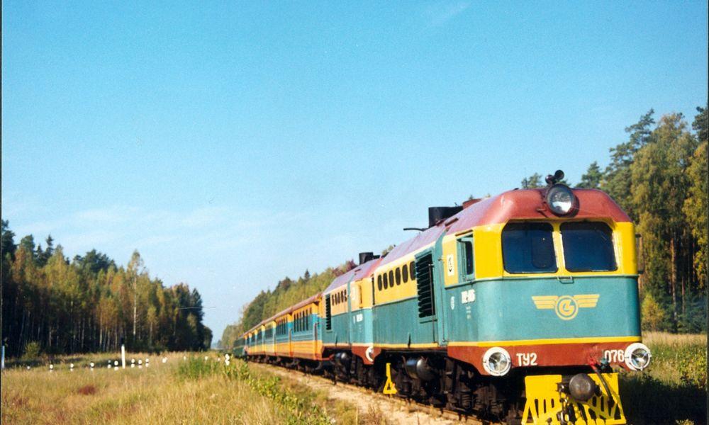 Ketinama gelbėti Aukštaitijos siaurąjį geležinkelį