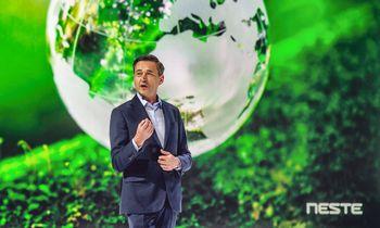 """""""Neste"""" pripažinta viena tvariausių įmonių pasaulyje"""