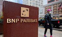 Blogiausia pandemijos dalis jau praeityje, įsitikinęs didžiausias Prancūzijos bankas