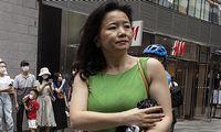 Kinija pateikė kaltinimus pusę metų sulaikytai Australijos žurnalistei