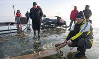 Poledinė stintų žvejyba bumbinant pripažinta paveldo vertybe