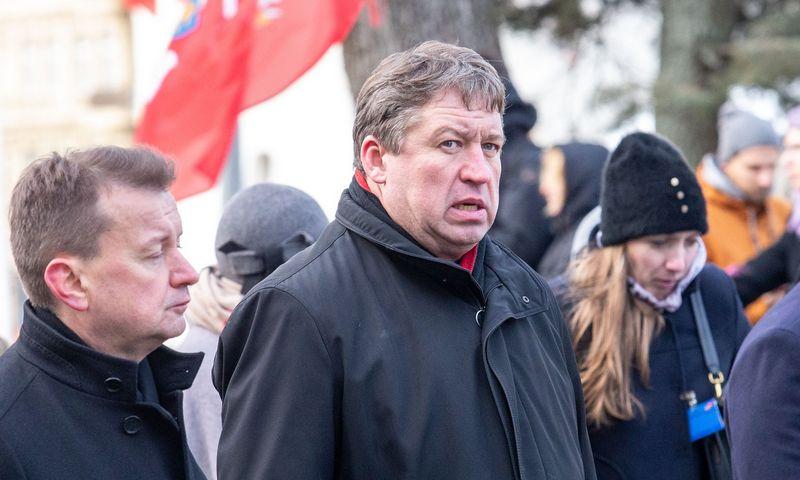 Raimundas Karoblis. Juditos Grigelytės (VŽ) nuotr.