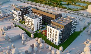 """""""Hanner"""" į būsto projektą Vilniaus Ozo parke investuoja 15 mln. Eur"""