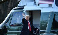 D. Trumpo politinė ateitis– miglota, bet nepasmerkta