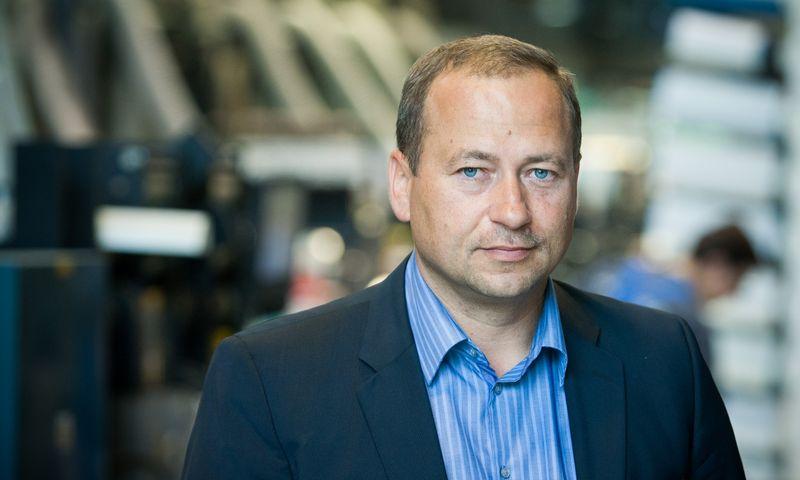 """Arūnas Akstinas, UAB """"Aurika"""" įkūrėjas ir vadovas. Bendrovės nuotr."""