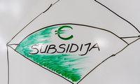 Išpakuoja antrojo paketo subsidijas: liko 60% kartelė, yraišlyga nuomai