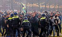 Nyderlandų vyriausybei teismas nurodė atšaukti komendanto valandą