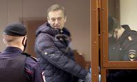 Prokurorai prašo teismo skirti A. Navalnui baudą ir realų įkalinimą šmeižto byloje