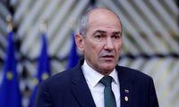 Slovėnijoje opozicijai nepakakobalsų vyriausybei atstatydinti