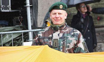 R. Markovas: Lietuvos Šauliai neturėtų būti bajorų kariuomenė