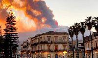 Etna rūksta, bet kol kas nesujaudino