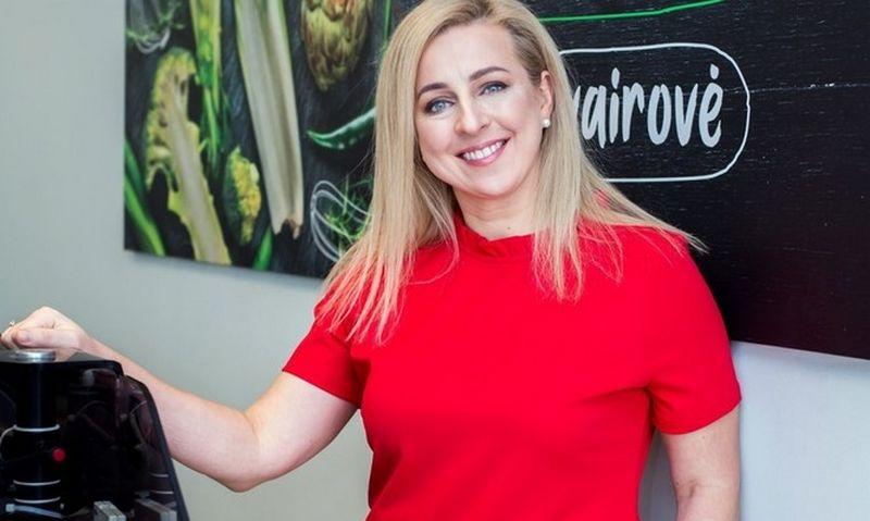 """Edita Jakučionytė-Lukšė, prekybos tinklą """"Iki"""" valdančios UAB """"Palink"""" personalo departamento direktorė."""